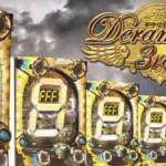 【パチンコ新台先行公開】7セグ名機復活!『デラマイッタ3rd(甘デジ)』スペック解析完了!